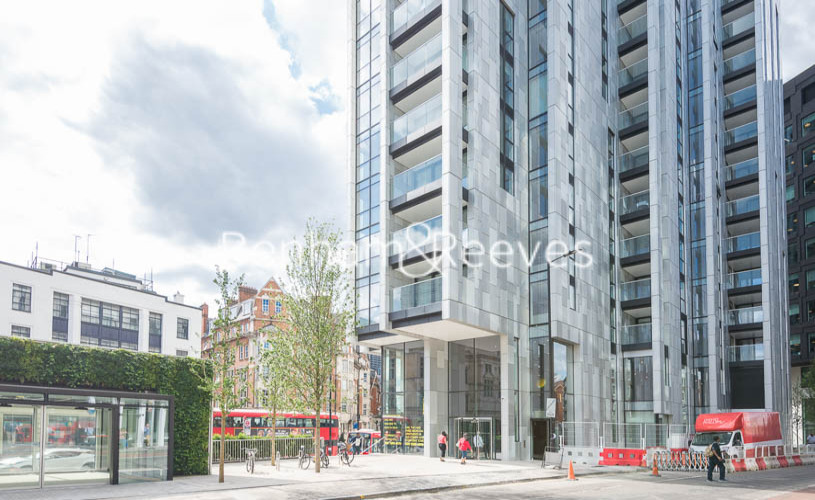Studio flat to rent in The Atlas Building, City Road, EC1V-image 8