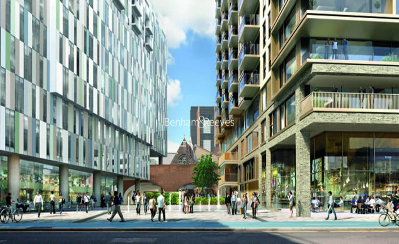 Studio flat to rent in Rosemary Building, Royal Mint Gardens, E1-image 14