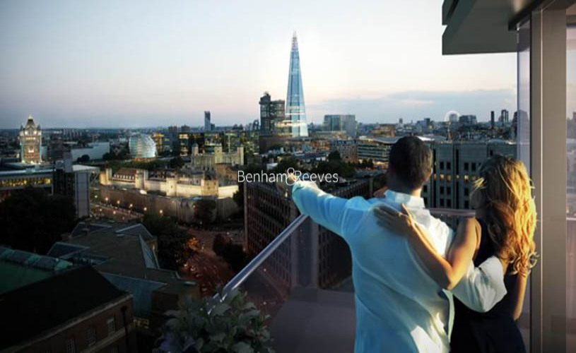 Studio flat to rent in Rosemary Building, Royal Mint Gardens, E1-image 18