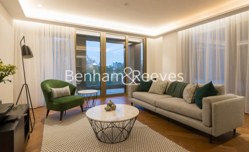 2 bedroom(s) flat to rent in Belvedere Garden, Southbank Place, SE1-image 1