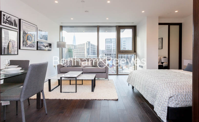 Studio flat to rent in Rosemary Building, Royal Mint Gardens, E1-image 12