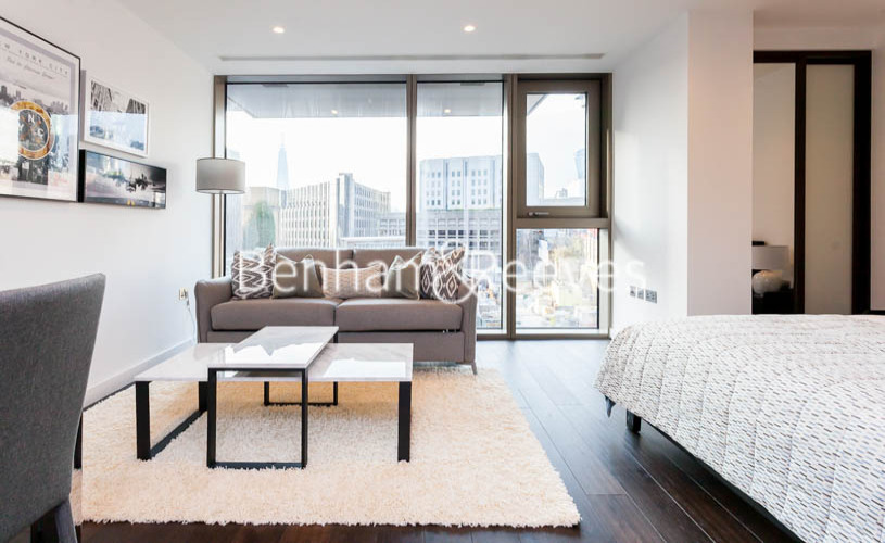 Studio flat to rent in Rosemary Building, Royal Mint Gardens, E1-image 13
