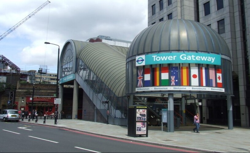 Studio flat to rent in Rosemary Building, Royal Mint Gardens, E1-image 20