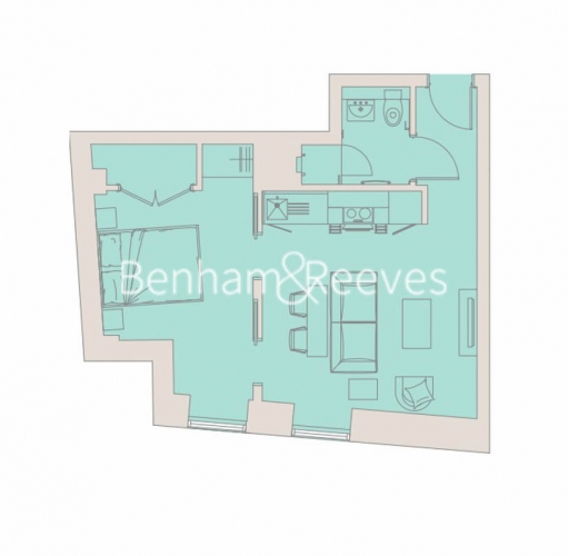 1 bedroom(s) flat to rent in Aldwych, City, WC2A-Floorplan