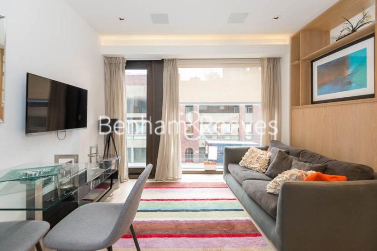 Studio flat to rent in Roman House, City, EC2Y-image 1
