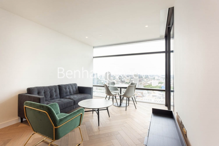 1 bedroom(s) flat to rent in Principal Tower, Worship Street, EC2A-image 1