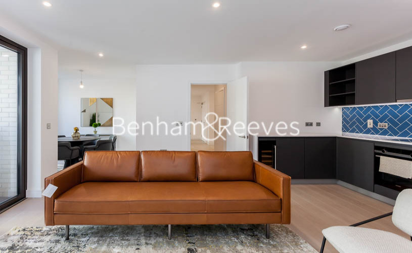 2 bedroom(s) flat to rent in Gorsuch Place, Nine Elms, E2-image 1