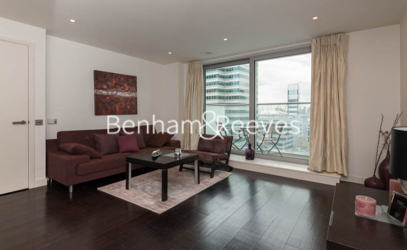 1 bedroom(s) flat to rent in Pan Peninsula Square, Canary Wharf, E14-image 1