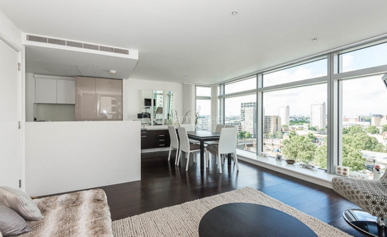 2 bedroom(s) flat to rent in Pan Peninsula West, Canary Wharf, E14-image 2