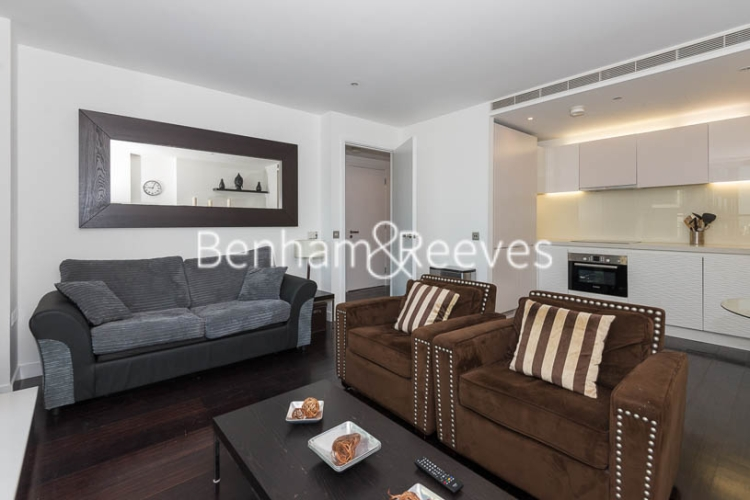 1 bedroom(s) flat to rent in Pan Peninsula West Tower, Canary Wharf, E14-image 1