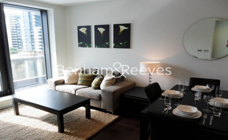 1 bedroom(s) flat to rent in Baltimore Wharf, Oakland Quay, E14-image 1