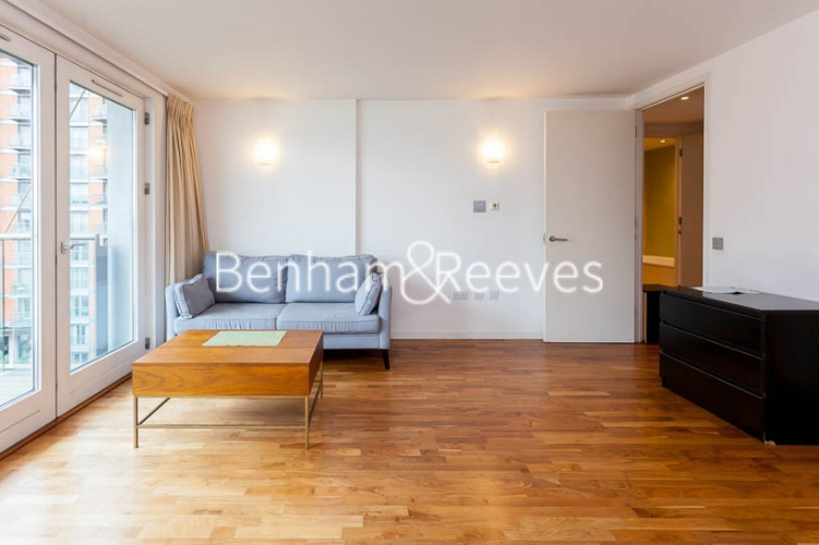 1 bedroom(s) flat to rent in New Providence Wharf, Canary Wharf, E14-image 1