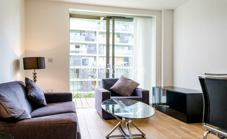 1 bedroom(s) flat to rent in Ravenscroft Court, Canary Wharf, E1-image 5
