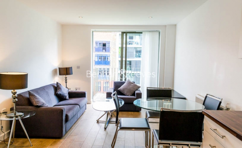 1 bedroom(s) flat to rent in Ravenscroft Court, Canary Wharf, E1-image 7