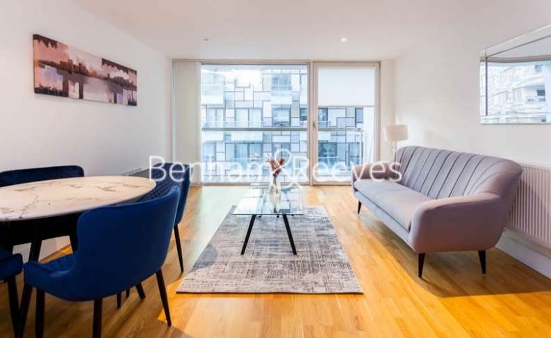 1 bedroom(s) flat to rent in Millharbour, South Quay, E14-image 8