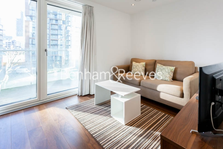Studio flat to rent in 6 Lincoln Plaza, Canary Wharf, E14-image 20