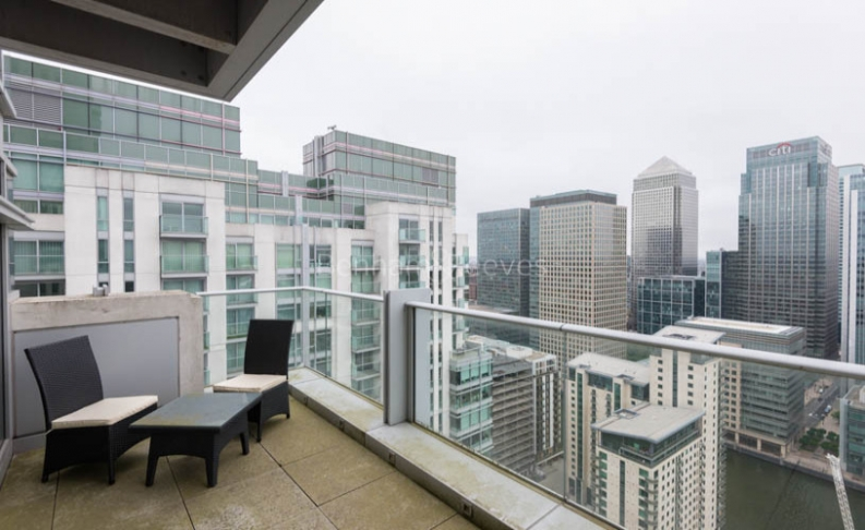 2 bedroom(s) flat to rent in Pan Peninsula, Canary Wharf, E14-image 10