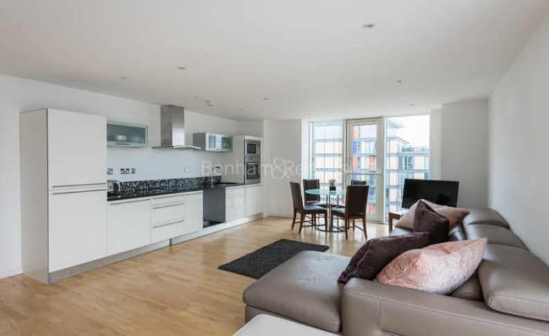 2 bedroom(s) flat to rent in Millharbour, Canary Wharf, E14-image 2