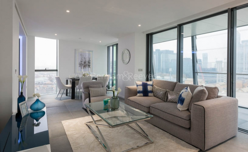2 bedroom(s) flat to rent in Dollar Bay, Canary Wharf, E14-image 1