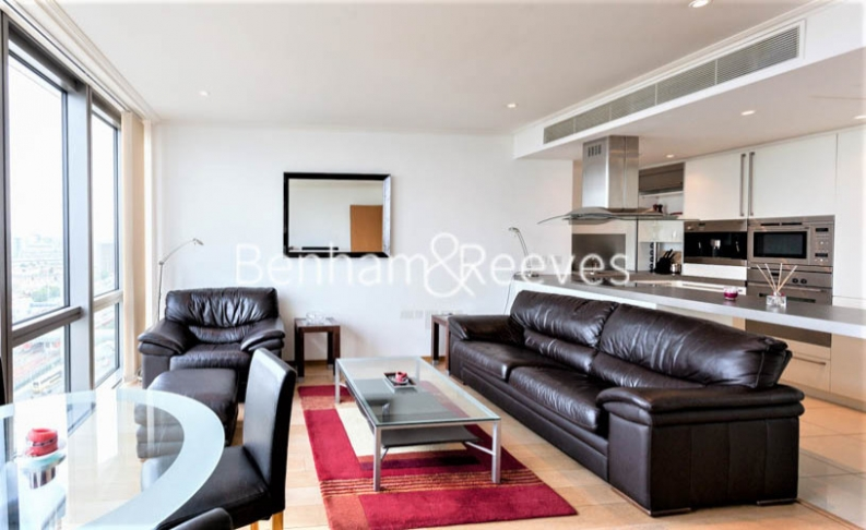 1 bedroom(s) flat to rent in Hertsmere Road, West India Quay, E14-image 1
