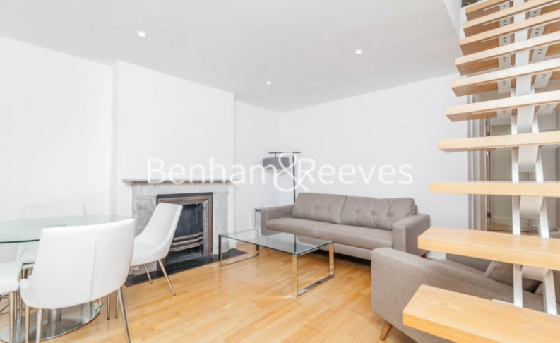 2 bedroom(s) flat to rent in Newell Street, Canary Wharf, E14-image 1