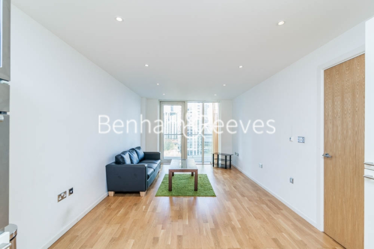 1 bedroom(s) flat to rent in Ability Place, Canary Wharf, E14-image 1