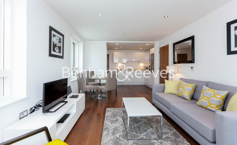 2 bedroom(s) flat to rent in Duckman Tower, Lincoln Plaza, E14-image 1