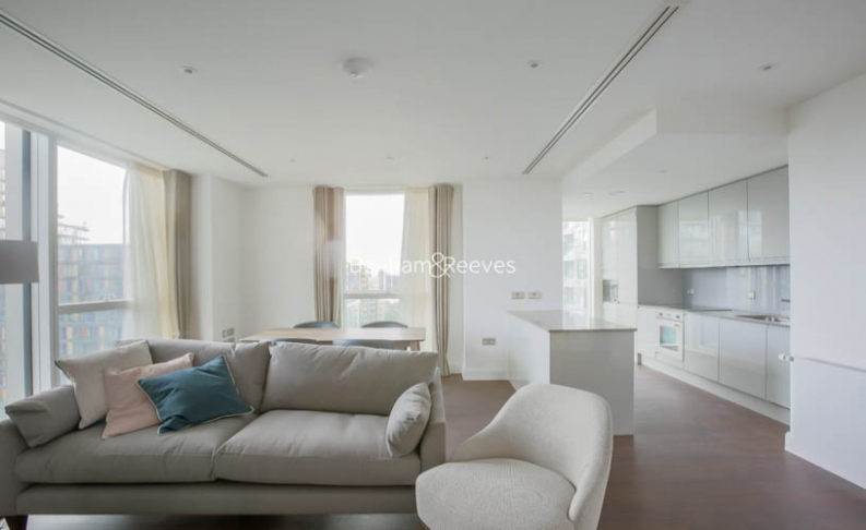 2 bedroom(s) flat to rent in Sirocco Tower, Harbour Quay, E14-image 1