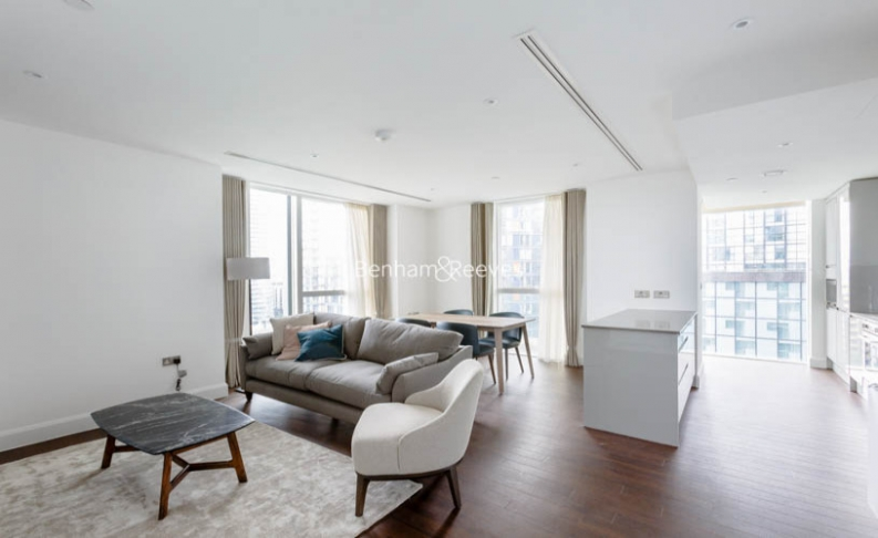2 bedroom(s) flat to rent in Sirocco Tower, Harbour Quay, E14-image 2