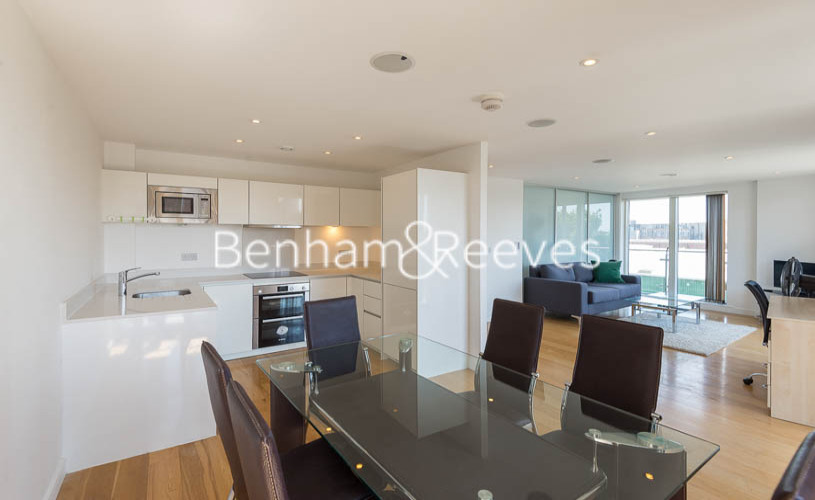 2 bedroom(s) flat to rent in Caspian Wharf, Canary Wharf, E3-image 8