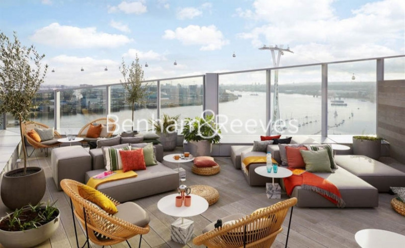 1 bedroom(s) flat to rent in Greenwich Peninsula, Canary Wharf, SE10-image 9