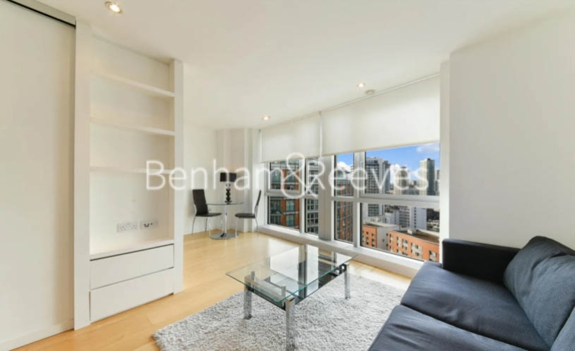 Studio flat to rent in Ontario Tower, Canary Wharf, E14-image 8