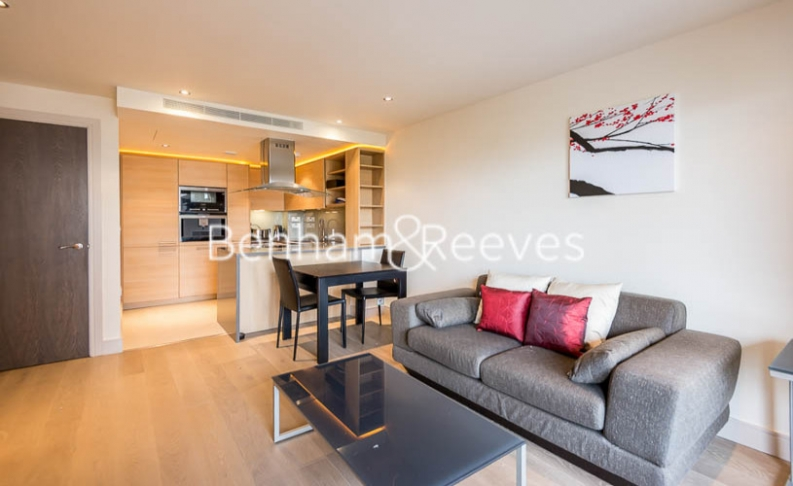 1 bedroom(s) flat to rent in Octavia House, Imperial Wharf, SW6-image 1