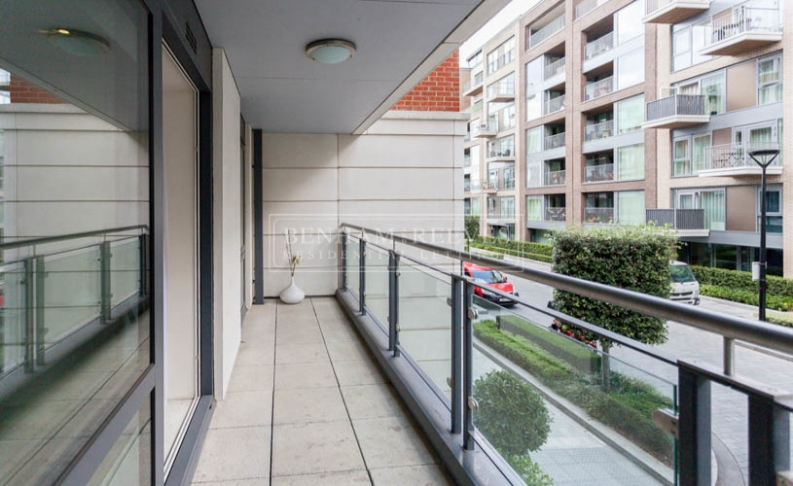 1 bedroom(s) flat to rent in Chelsea Creek, Fulham, SW6-image 7
