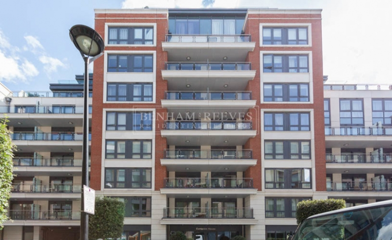 1 bedroom(s) flat to rent in Chelsea Creek, Fulham, SW6-image 8