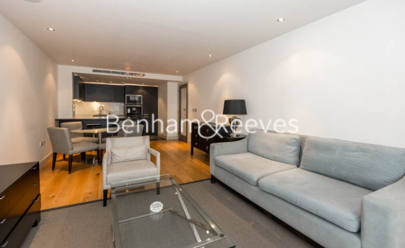 2 bedroom(s) flat to rent in Compass House, Chelsea Creek, SW6-image 1