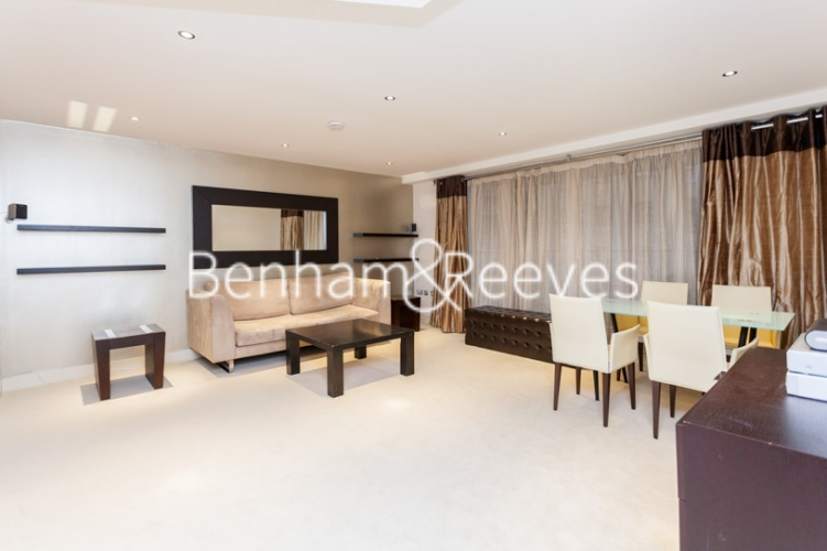 2 bedroom(s) flat to rent in Fountain House, Imperial Wharf, SW6-image 1