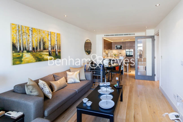 1 bedroom(s) flat to rent in Chelsea Creek, Fulham, SW6-image 1