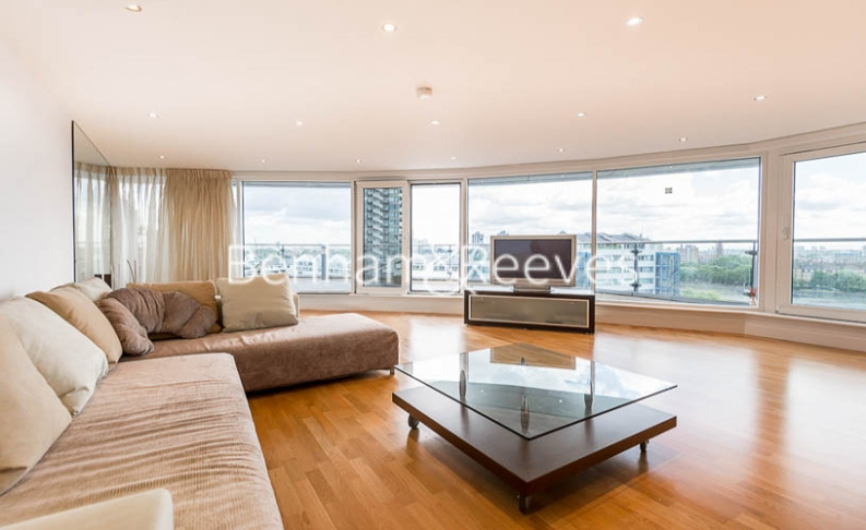 3 bedroom(s) flat to rent in Chelsea Vista, Imperial Wharf, SW6-image 1