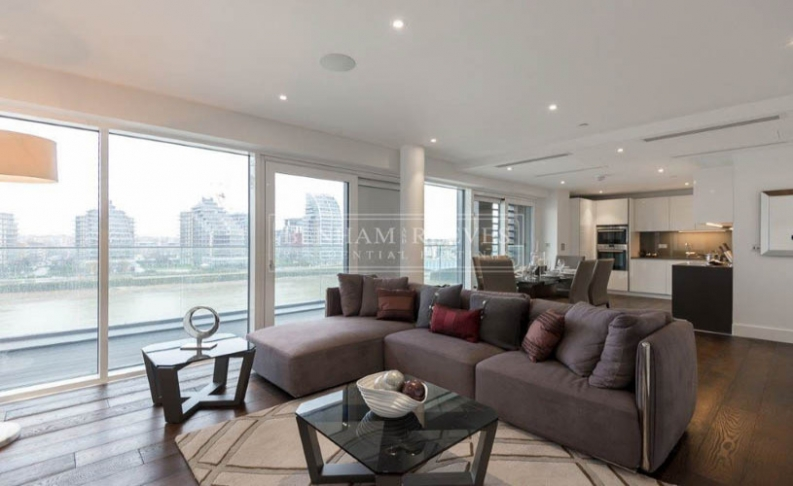 2 bedroom(s) flat to rent in Central Avenue, Fulham, SW6-image 1