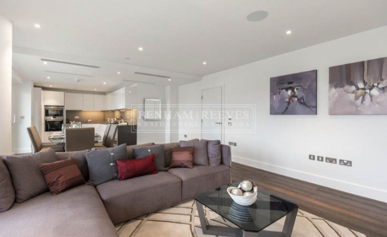 2 bedroom(s) flat to rent in Central Avenue, Fulham, SW6-image 2
