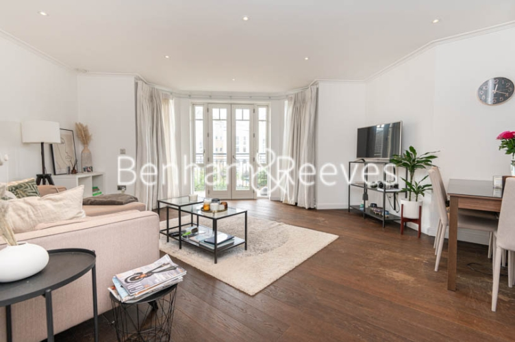 2 bedroom(s) flat to rent in Broomhouse Lane, Fulham, SW6-image 1