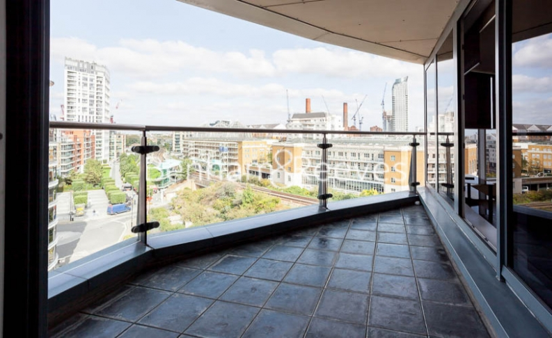 2 bedroom(s) flat to rent in Chelsea Vista, The Boulevard Fulham, SW6-image 5