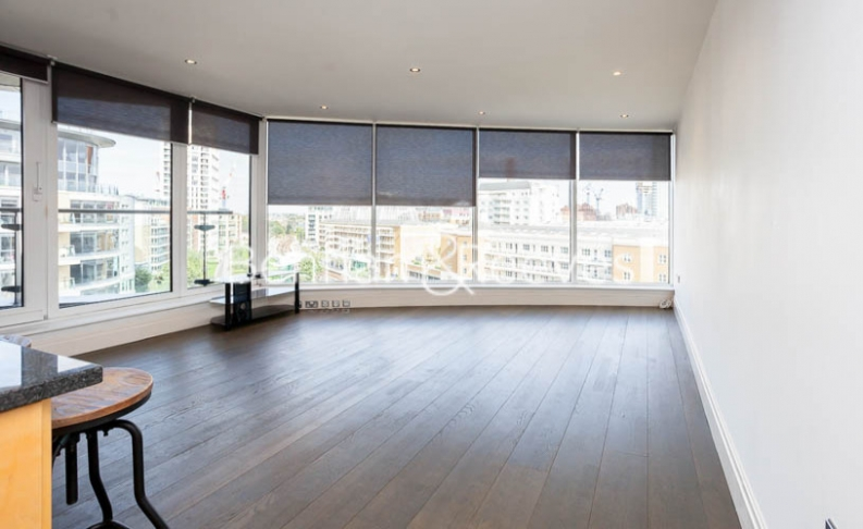 2 bedroom(s) flat to rent in Chelsea Vista, The Boulevard Fulham, SW6-image 12