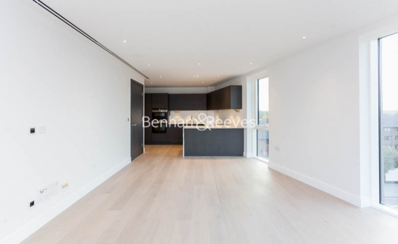 2 bedroom(s) flat to rent in Lockside House, Imperial Wharf, SW6-image 1