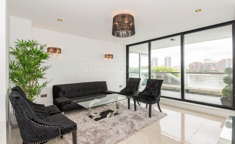 2 bedroom(s) flat to rent in Thames Quay, Chelsea Harbour, SW10-image 1