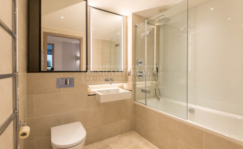 3 bedroom(s) flat to rent in Wandsworth, Imperial Wharf, SW18-image 7