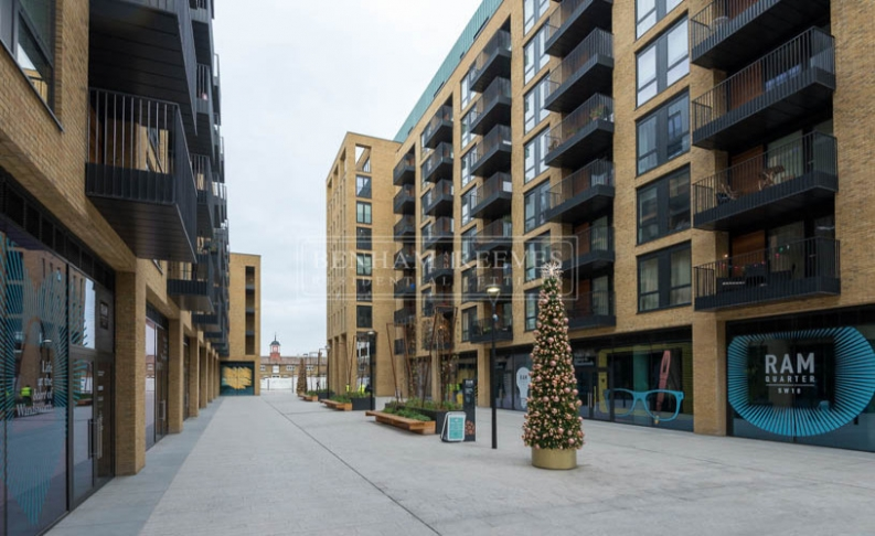 3 bedroom(s) flat to rent in Wandsworth, Imperial Wharf, SW18-image 11
