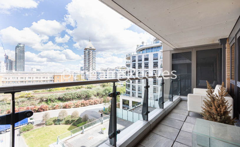 1 bedroom(s) flat to rent in Townmead Road,Fulham ,SW6-image 5