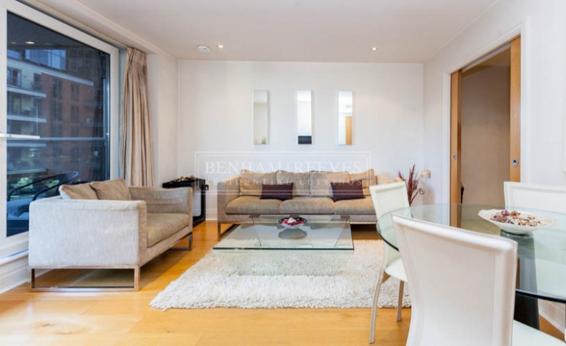 2 bedroom(s) flat to rent in Aspect court, Imperial Wharf, SW6-image 4